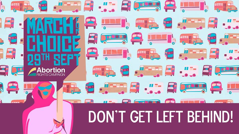 #ARCMarch18 - Transport for Choice Graphic