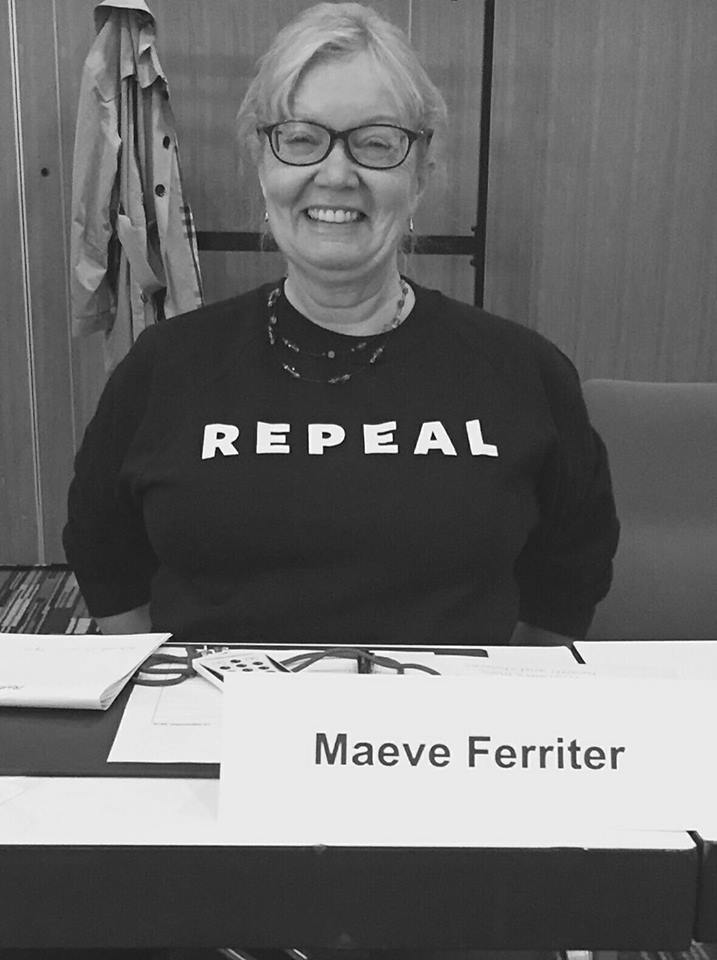 Dr. Maeve Mahon-Ferriter: I felt relief after my abortion