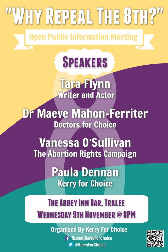 Why Repeal the 8th?