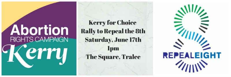 Rally for Repeal - Kerry for Choice