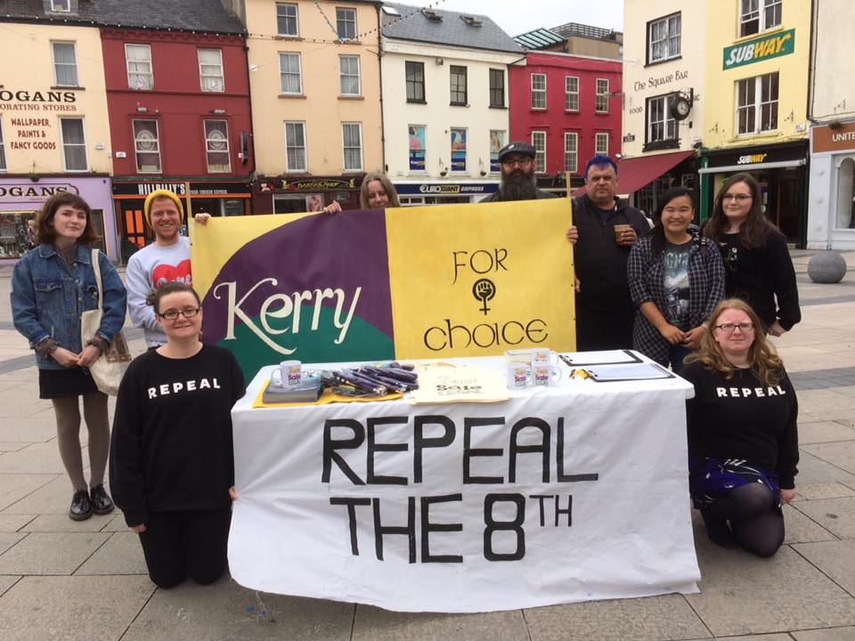 Kerry for Choice - #ARCRoadshow17 - Tralee