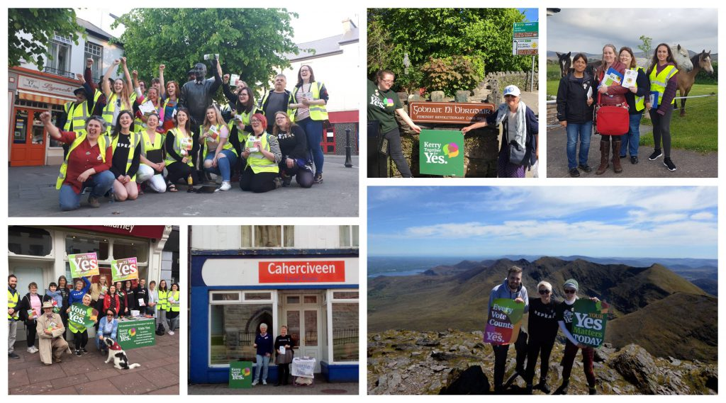 Canvassing Collage